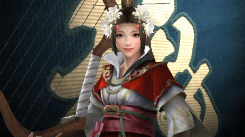 無双斬 蔡文姫